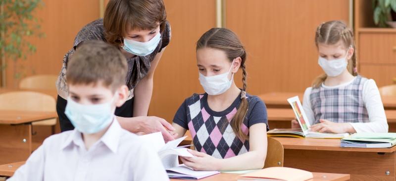 Alumnos de educación primaria, rendimiento y estrés ante los exámenes