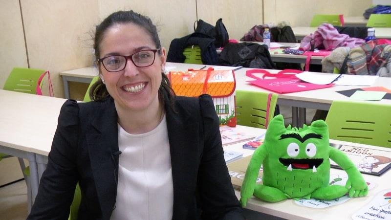 La Universidad Isabel I visita Viana para impartir charlas de concienciación contra el bullying y el ciberbullying