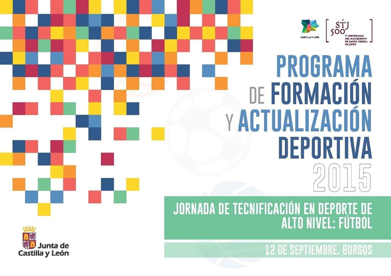 La Universidad Isabel I organiza una jornada de tecnificación en deporte de alto nivel dedicada al fútbol