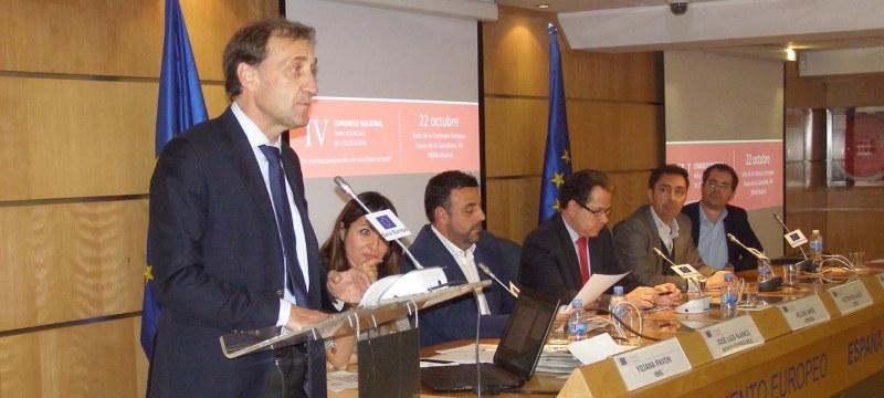El rector de la Universidad Isabel I, Alberto Gómez Barahona.