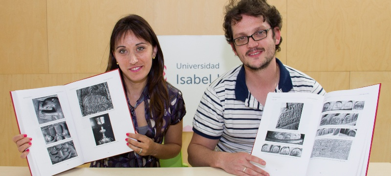 Dos profesores de la Universidad Isabel I publican los primeros volúmenes de un proyectos de investigación sobre inscripciones medievales