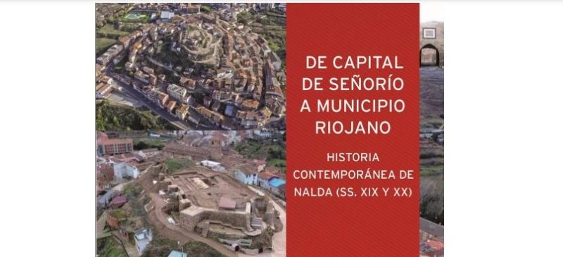 Parte de la portada del libro publicado por Sergio Cañas, editorial IER.