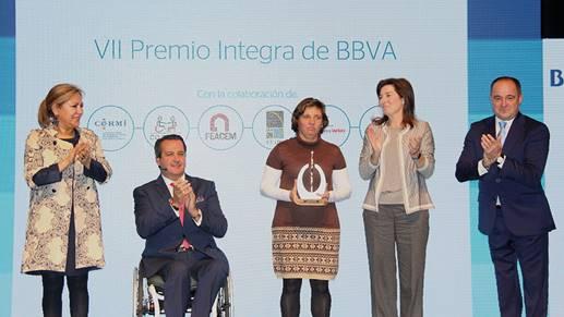 La Universidad I felicita a Aspanias por la concesión del Premio Integra del BBVA por su centro especial de empleo