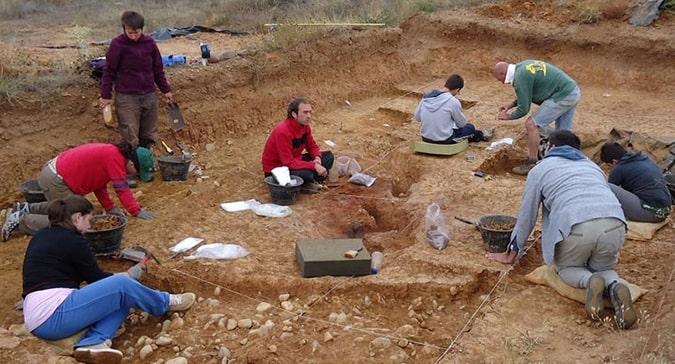 Marcos Terradillos Bernal publica un artículo sobre la ocupación Neandertal en el yacimiento palentino de San Quirce