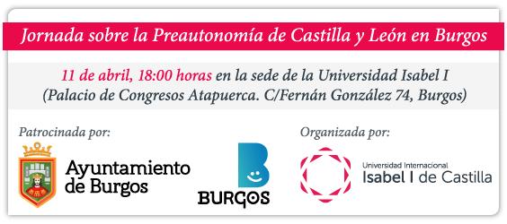 Jornada sobre la Preautonomía de Castilla y León