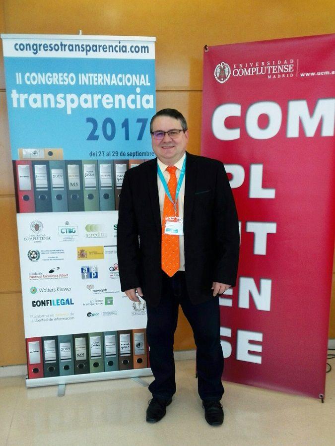 Universidad Isabel I, ui1, congreso internacional transparencia
