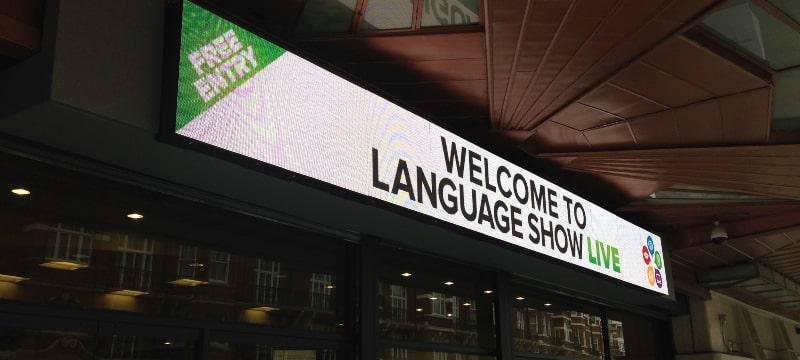 En la London Language Show Live, la Universidad Isabel I pudo conocer las últimas tendencias pedagógicas y metodológicas en la enseñanza de los idiomas.