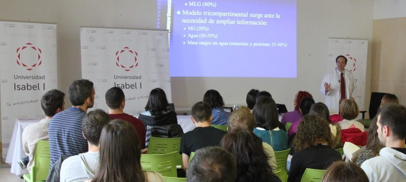 La Universidad Isabel I organiza dos jornadas presenciales para sus alumnos