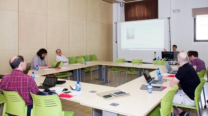 Universidad Isabel I, ui1, reunion investigadora, investigación, origen arte
