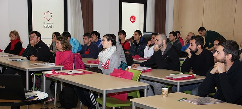 La Universidad Isabel I y la Junta de Castilla y León trabajan juntas para impulsar el deporte de alto nivel