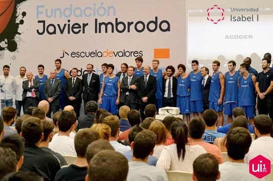 Presentación de la Fundación Javier Imbroda