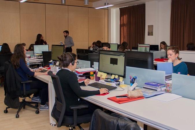 El 60% de la plantilla de la Universidad Isabel I procede de otras poblaciones pero reside en Burgos