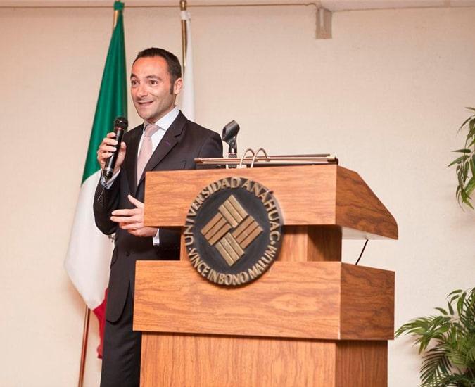 Javier García-Luengo Manchado