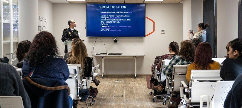 jornadas de la Universidad Isabel I sobre Medidas de Protección en Víctimas de Violencia de Género