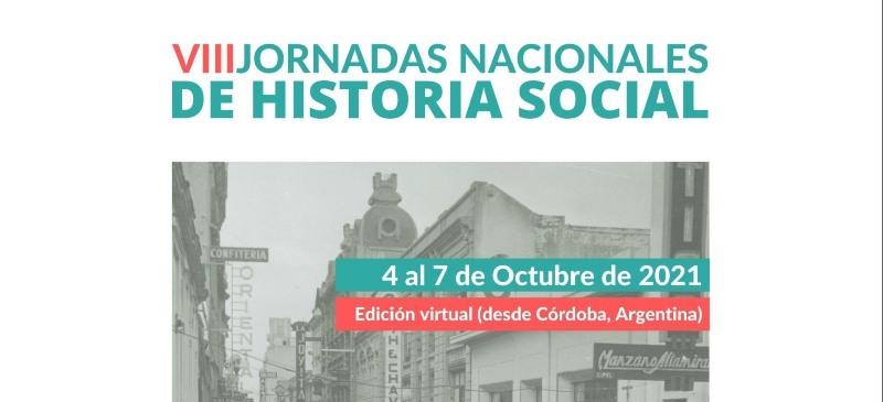 Jornada de historia social en Córdoba, Argentina