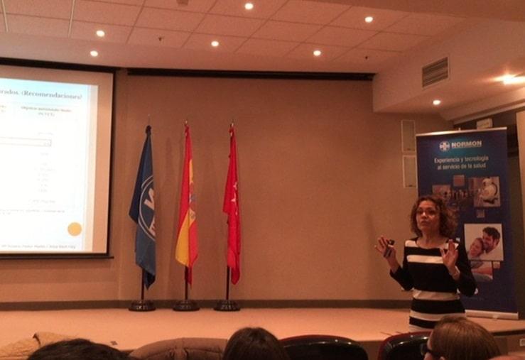 Tres profesores de la Universidad Isabel I asisten a la Jornada de Actualizaciones en Nutrición