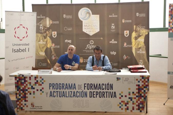 La Universidad Isabel I, protagonista en la I Semana Europea del Deporte en Castilla y León