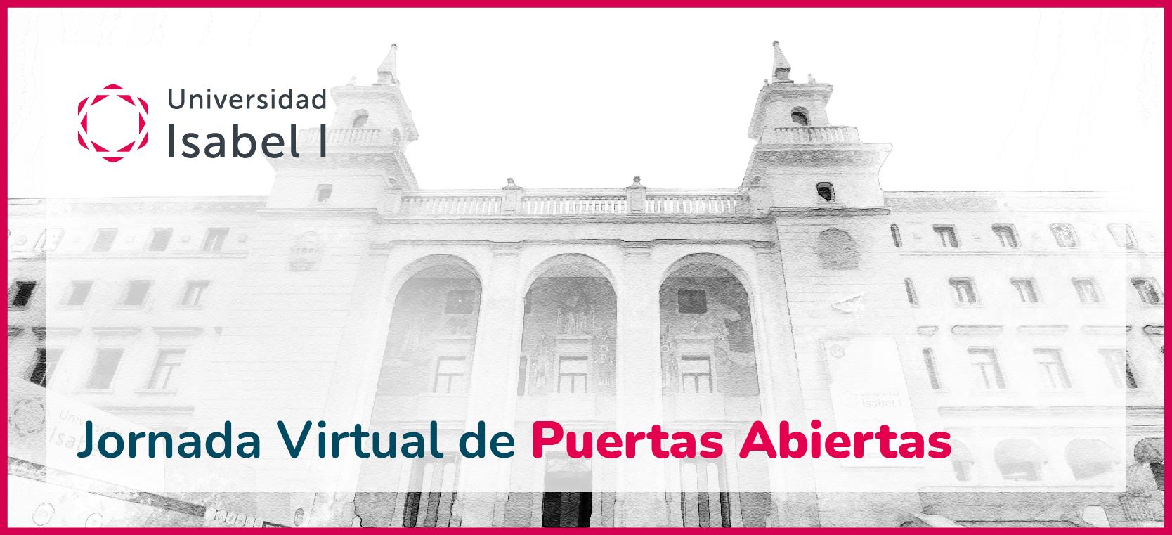 Jornada Virtual de Puertas Abiertas