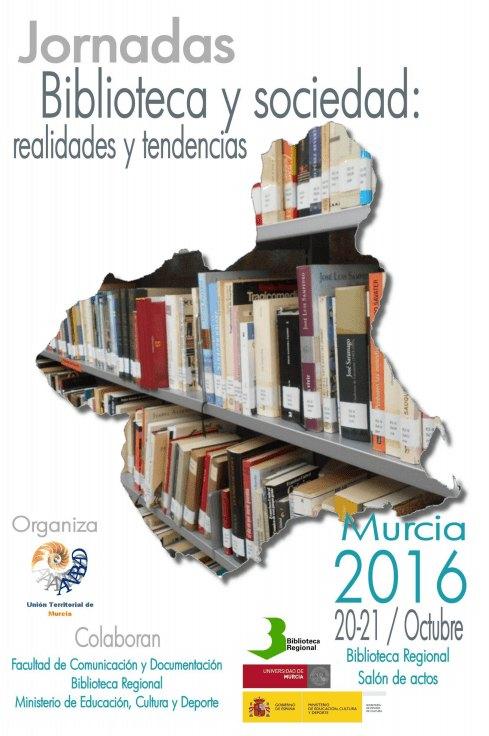 Jornadas Biblioteca y Sociedad: realidades y tendencias