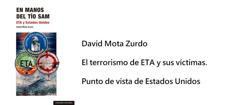 Libro de David Mota Zurdo