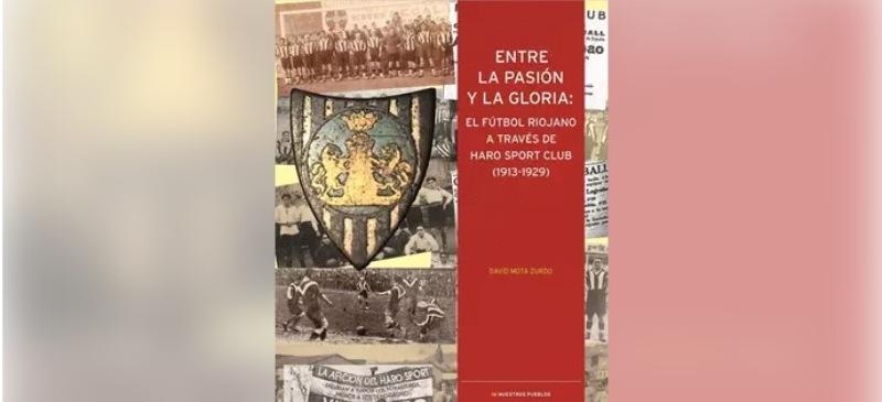 Libro de David Mota Zurdo publicado por el Instituto de Estudios Riojanos