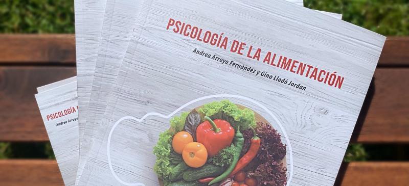 Libro de Gina Lladó y Andrea Arroyo Fernández