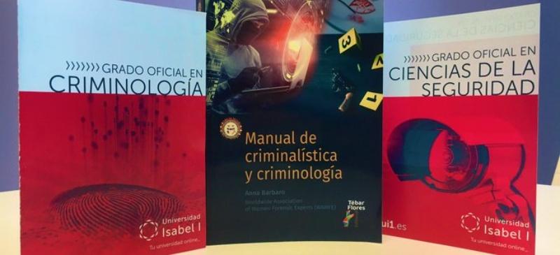 Portada del libro Manual de Criminalística y Criminología