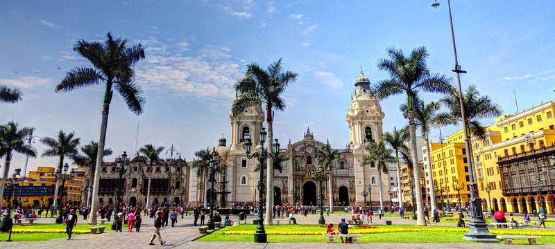 Alberto Gómez Barahona ha viajado a la República de Perú