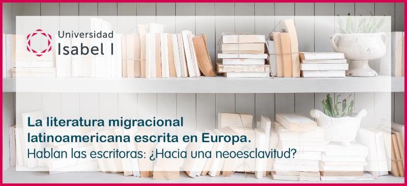 Webinar literatura migracional