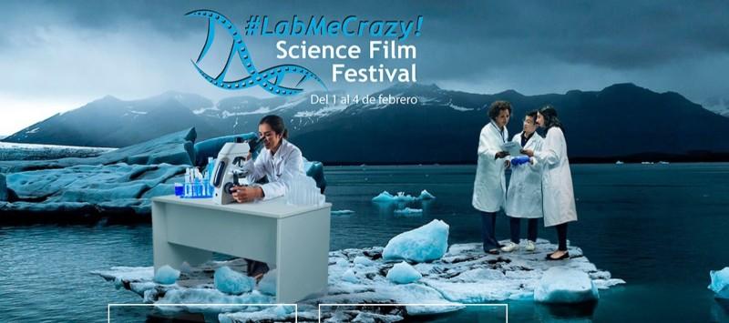 Cabecera de la página de los premios LabMeCrazy del Museo de Ciencias de la Universidad de Navarra-