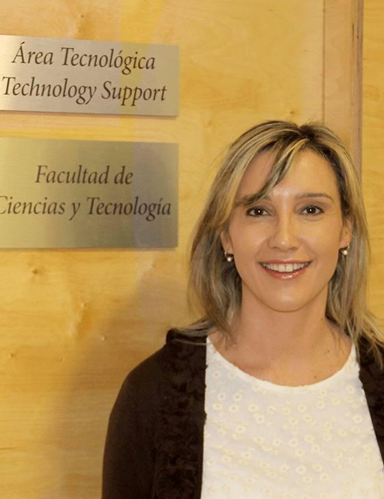 Luisa Sanz, exdecana de la Facultad de Ciencias de la Universidad Isabel I