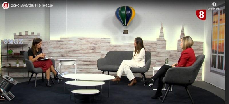 entrevista sobre criminología en la 8 burgos