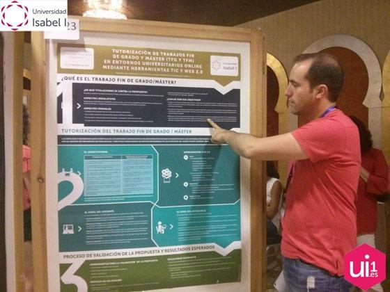 Manuel Gil Granada, en el II Congreso Internacional de Ciencias de la Educación y del Desarrollo