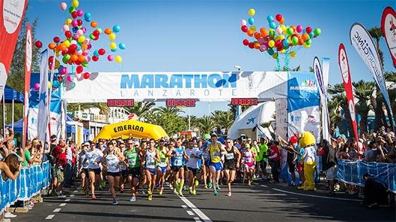 Descuentos para participar en la Lanzarote International Marathon 2015