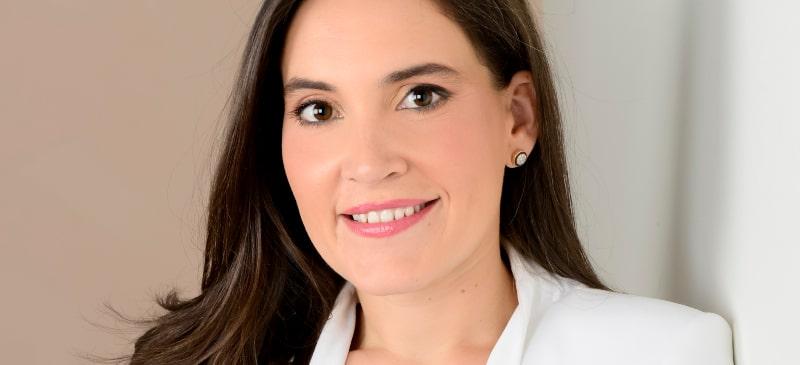 Marián García, premio NAOS del Ministerio de Consumo
