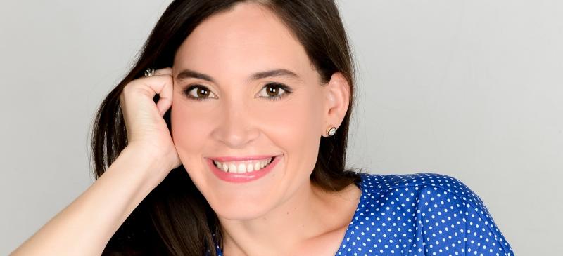 Marián García, profesora de la Universidad Isabel I y premiada con Premios Jóvenes Solidarios CLM
