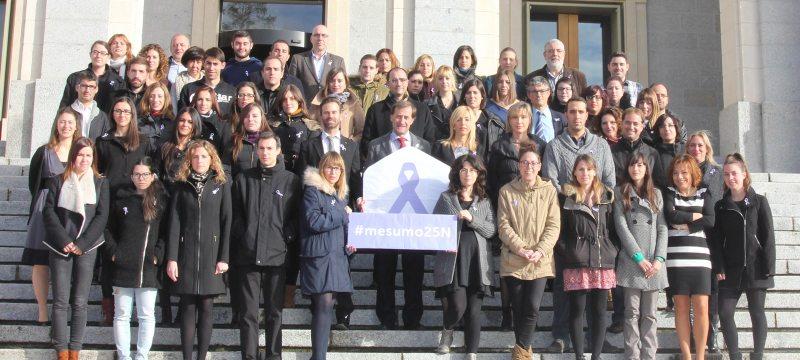 La Universidad Isabel I se suma al Día Internacional de la Eliminación de la Violencia contra la Mujer
