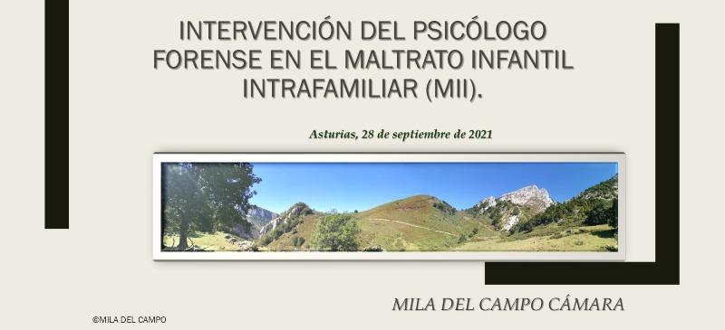 Curso de Mila del Campo en Asturias