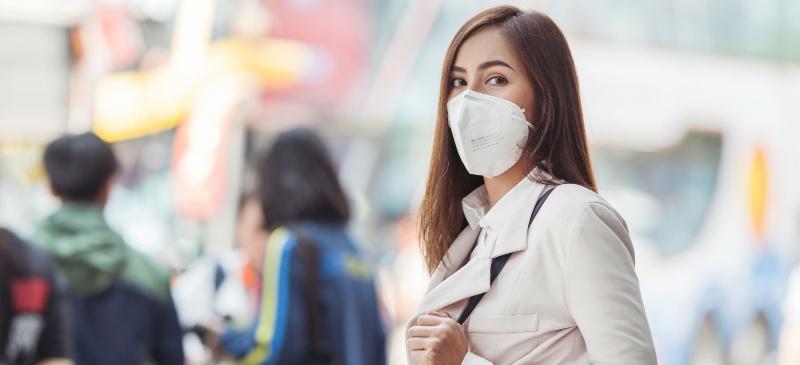 La mascarilla es uno de los elementos que se han vuelto imprescindibles en este año de pandemia.