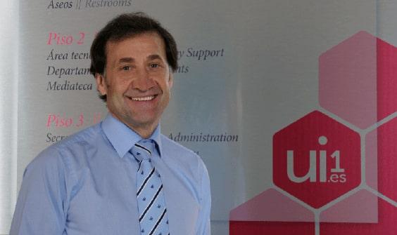 Alberto Gómez Barahona, nuevo Rector de la Universidad Isabel I