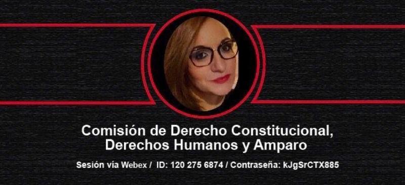 María Nieves Alonso García participa en un congreso online en México