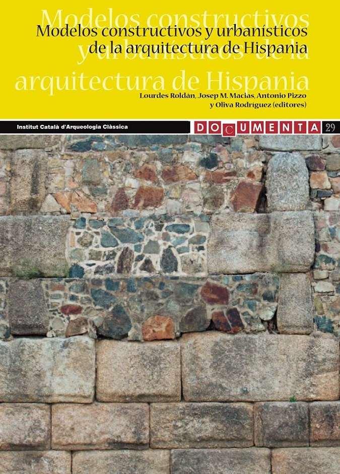 El director del Grado en Historia y Geografía de la Universidad Isabel I participa en un libro sobre la arquitectura de Hispania