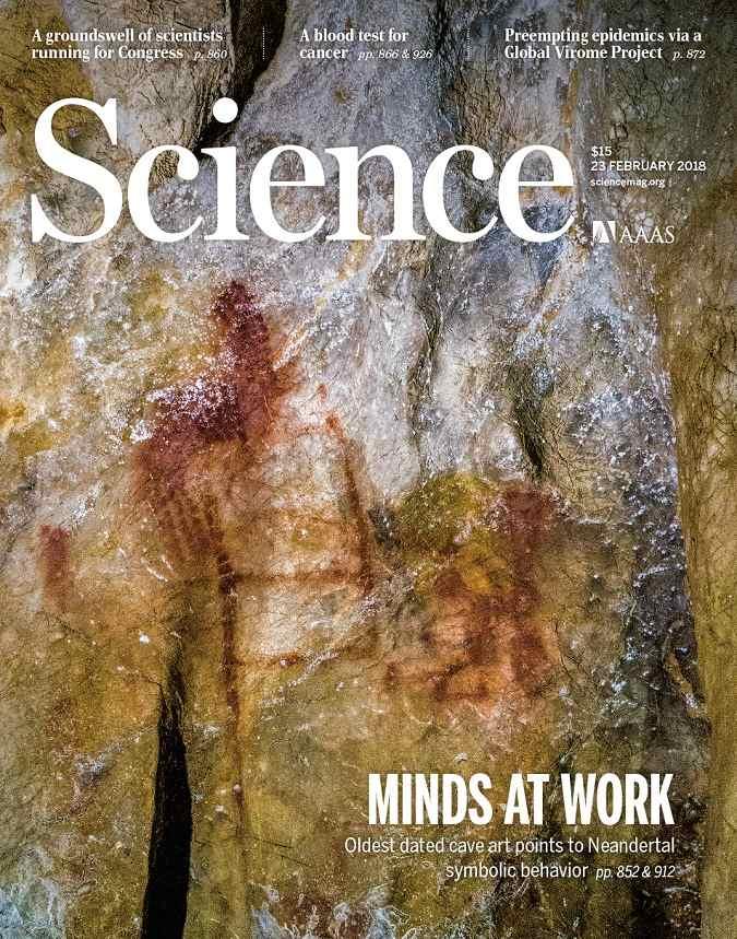 Un profesor de la Universidad Isabel I participa en un estudio que es portada de la revista Science