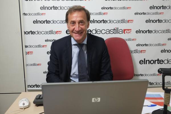 Videochat en 'El Norte de Castilla': Alberto Gómez Barahona, rector de la Universidad Isabel I