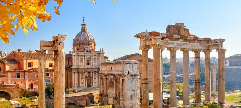 Dos becas para alumnos del Instituto Cervantes en Roma