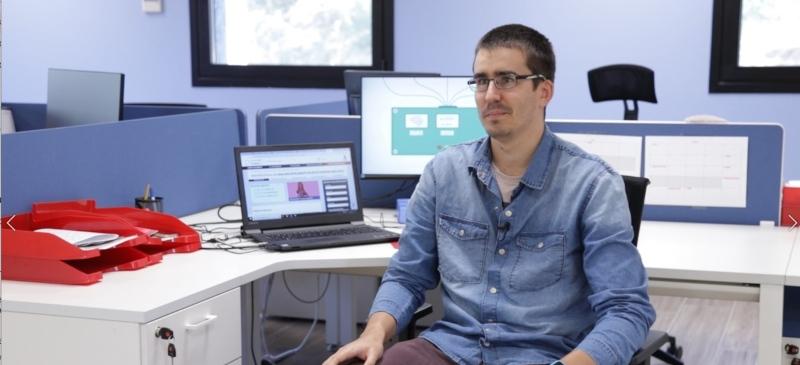 Rubén Ruiz González, tercer premio TCUE 2020. Coordinador del Máster en Big Data de la Universidad Isabel I