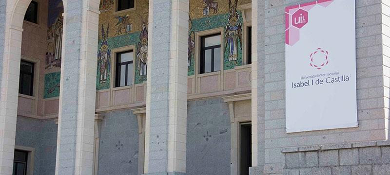 Sede de la Universidad Isabel I de Castilla