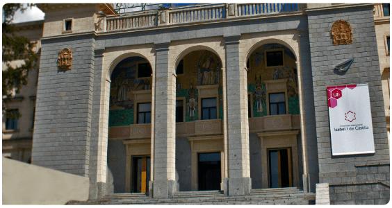 Sede central de la Universidad Isabel I