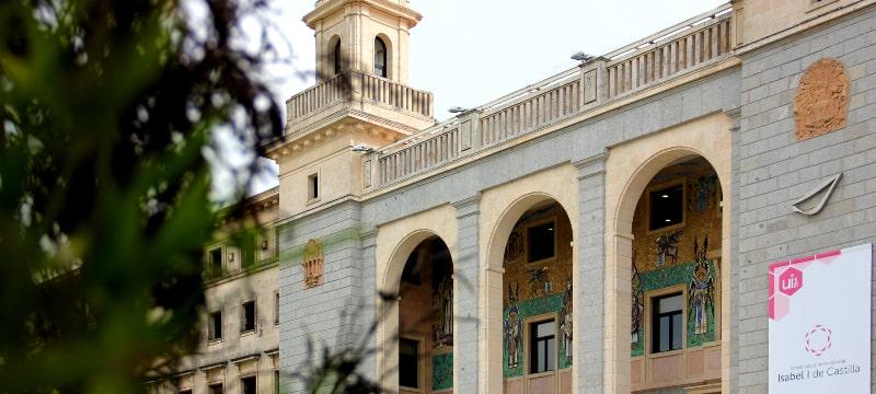Sede de la Universidad Isabel I