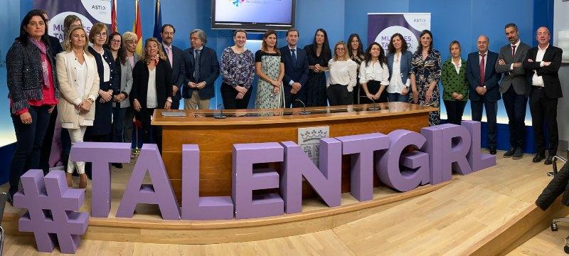 La Universidad Isabel I forma parte de STEM Talent Girl
